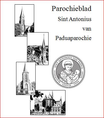Voorpagina Parochieblad