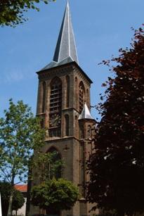 Sint Martinuskerk - Roodhuis