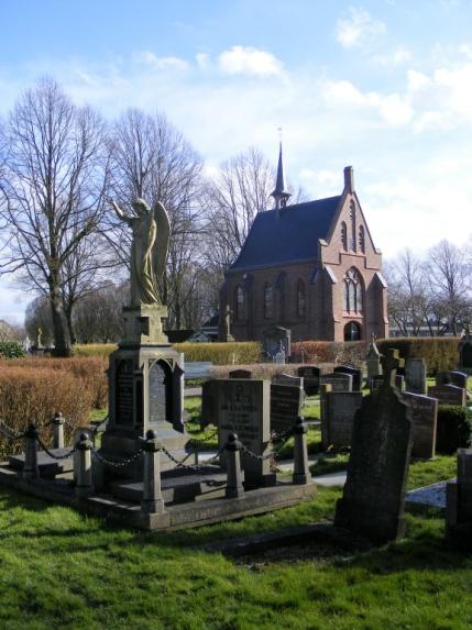 Aankondiging vervallen grafrechten Sneek