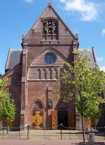 Omrop Fryslân Radio over 145 jaar Martinuskerk en 125 jaar Begraafplaats