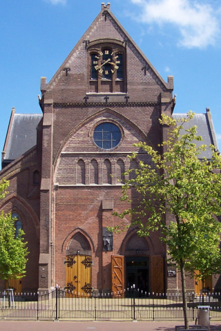 Kerkelijke vieringen locatie Sneek
