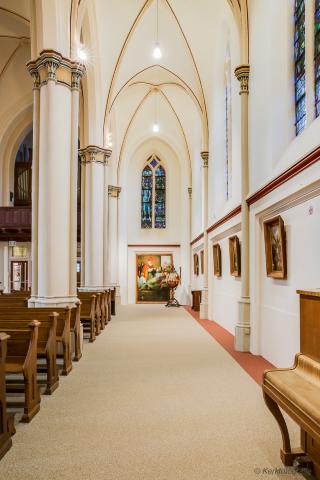Sint Martinuskerk Roodhuis - Kerkfotografie (11)