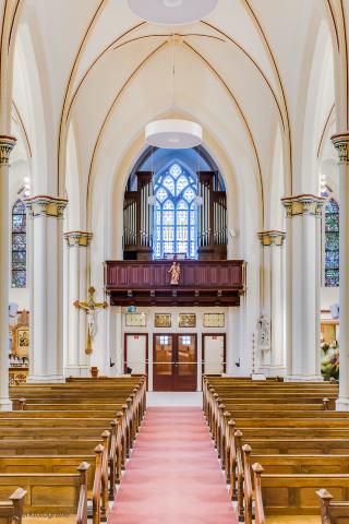Sint Martinuskerk Roodhuis - Kerkfotografie (18)