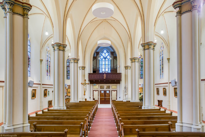 Sint Martinuskerk Roodhuis - Kerkfotografie (19)