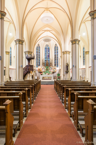 Sint Martinuskerk Roodhuis - Kerkfotografie (3)