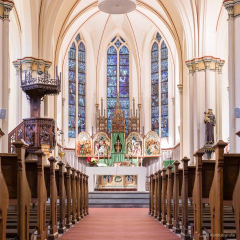 Sint Martinuskerk Roodhuis - Kerkfotografie (4)