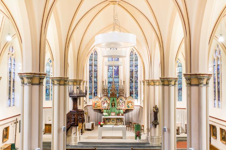 Sint Martinuskerk Roodhuis - Kerkfotografie (5)