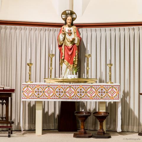 Sint Martinuskerk Roodhuis - Kerkfotografie (6)