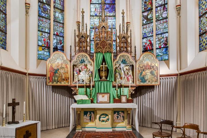 Sint Martinuskerk Roodhuis - Kerkfotografie (8)