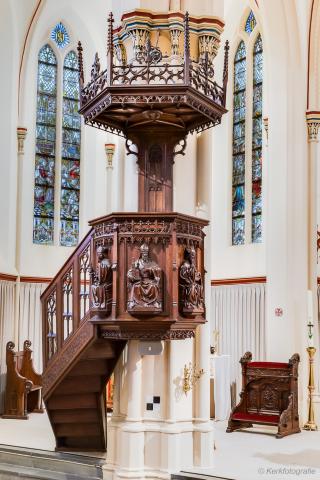 Sint Martinuskerk Roodhuis - Kerkfotografie (9)