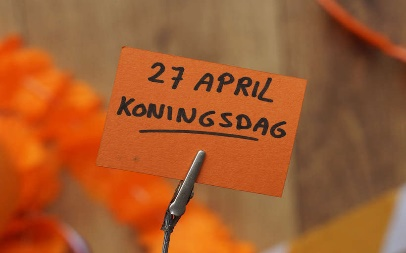 KONINGSDAG 2017 @ 27 APRIL