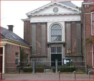 Doopsgezinde kerk aan de Singel
