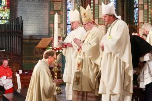 Bisschop wijding