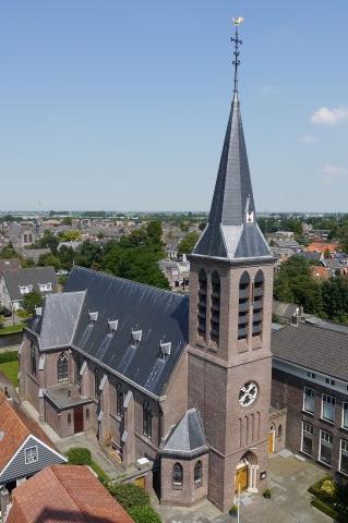 Sint Josephkerk - Heeg