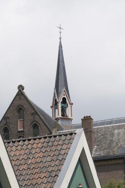 Werkzaamheden aan de kerken in Sneek en Blauwhuis