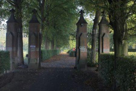 Begraafplaats Toegangshek