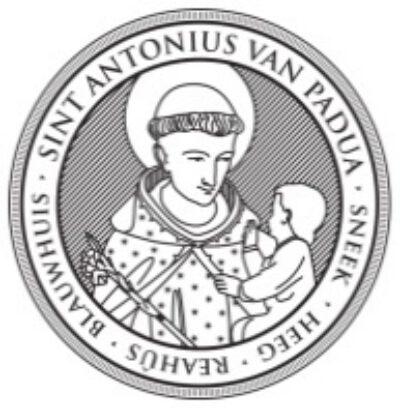 Sint Antonius van paduaparochie Stempel