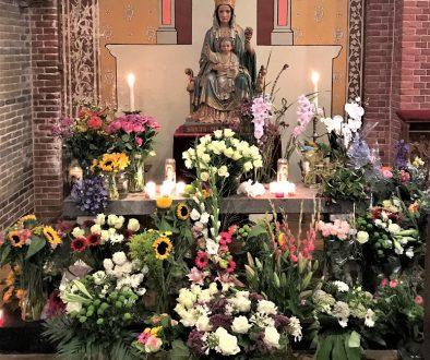 Herdenking Gerard van het Reve op het feest van Maria Tenhemelopneming, 15 augustus 2019