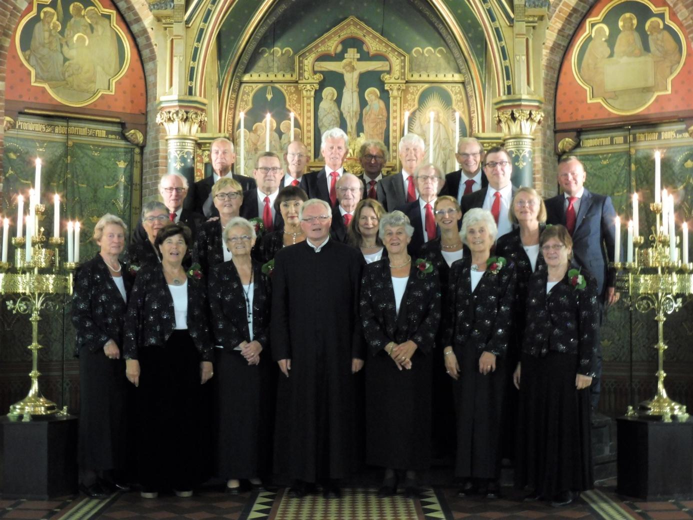 Sint Caeciliakoor viert het 95-jarig jubileum