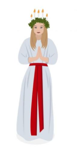Sankta Lucia - Kinderkoor Sneek